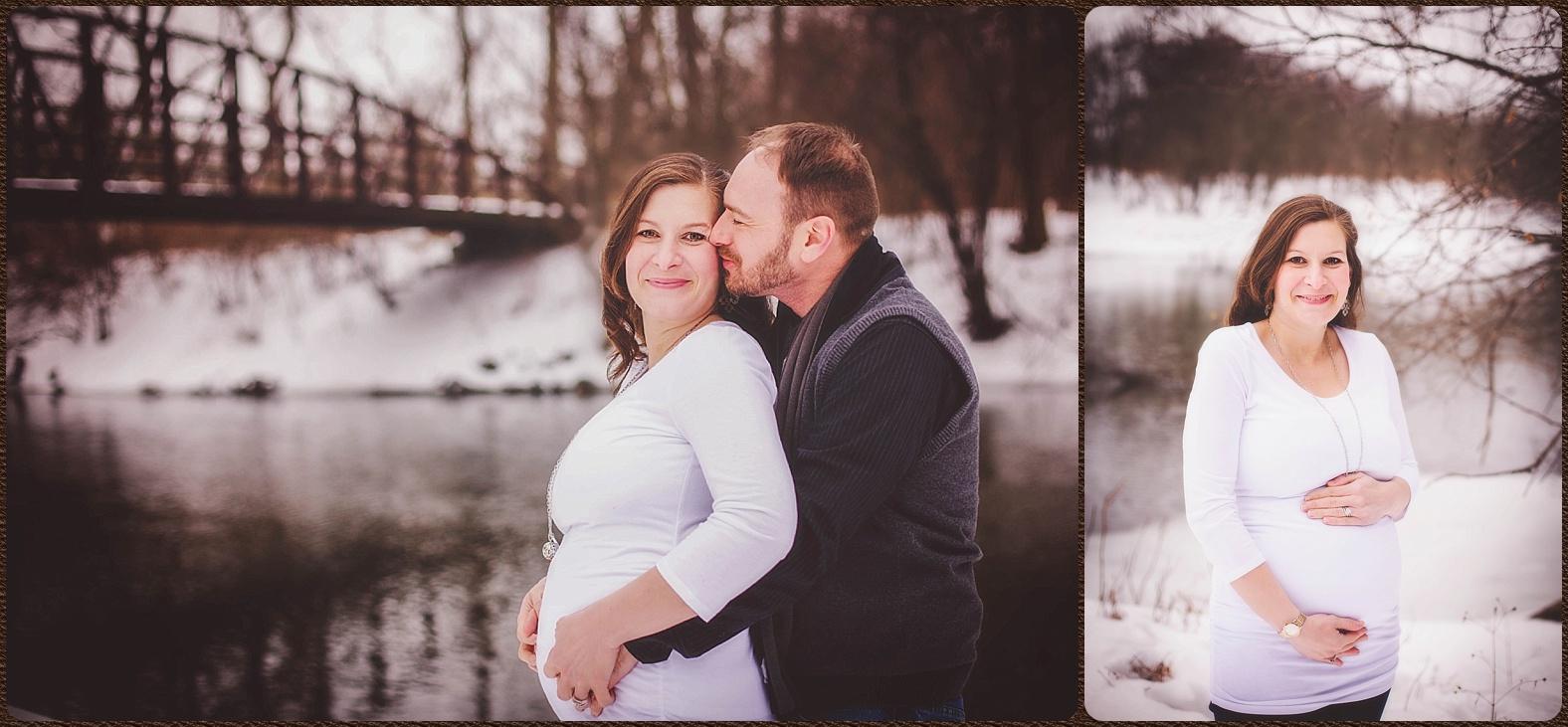 Lake County, IL Maternity Photographer