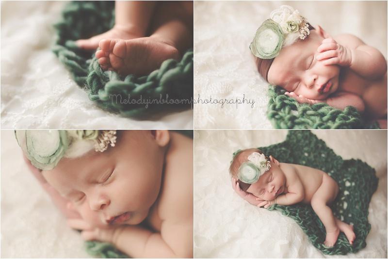 Gurnee, IL Newborn Photographer