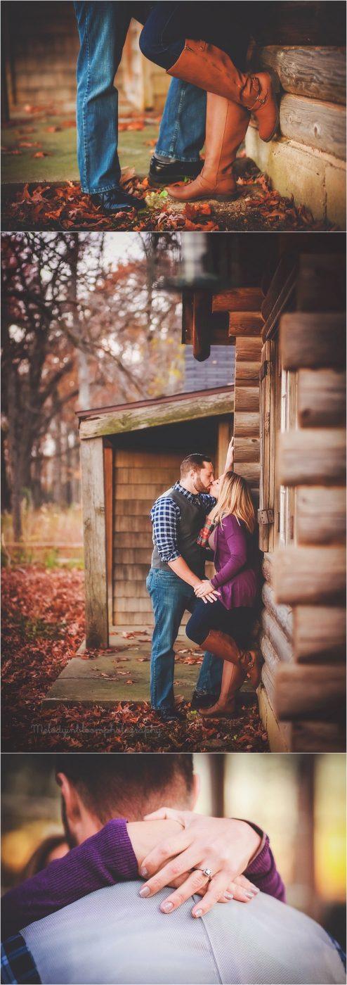 Long Grove, IL Engagement Photographer