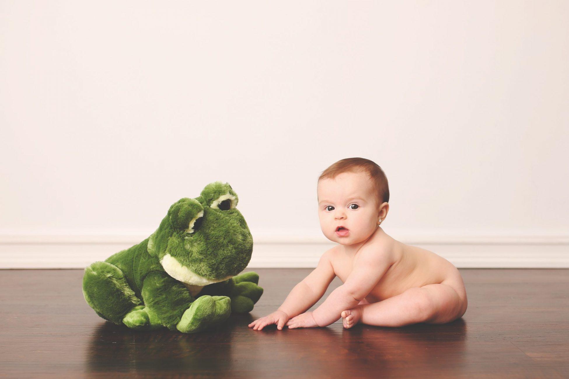 Skagit County, WA Baby Photographer
