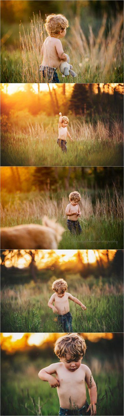 Lake Bluff, IL Child Photographer