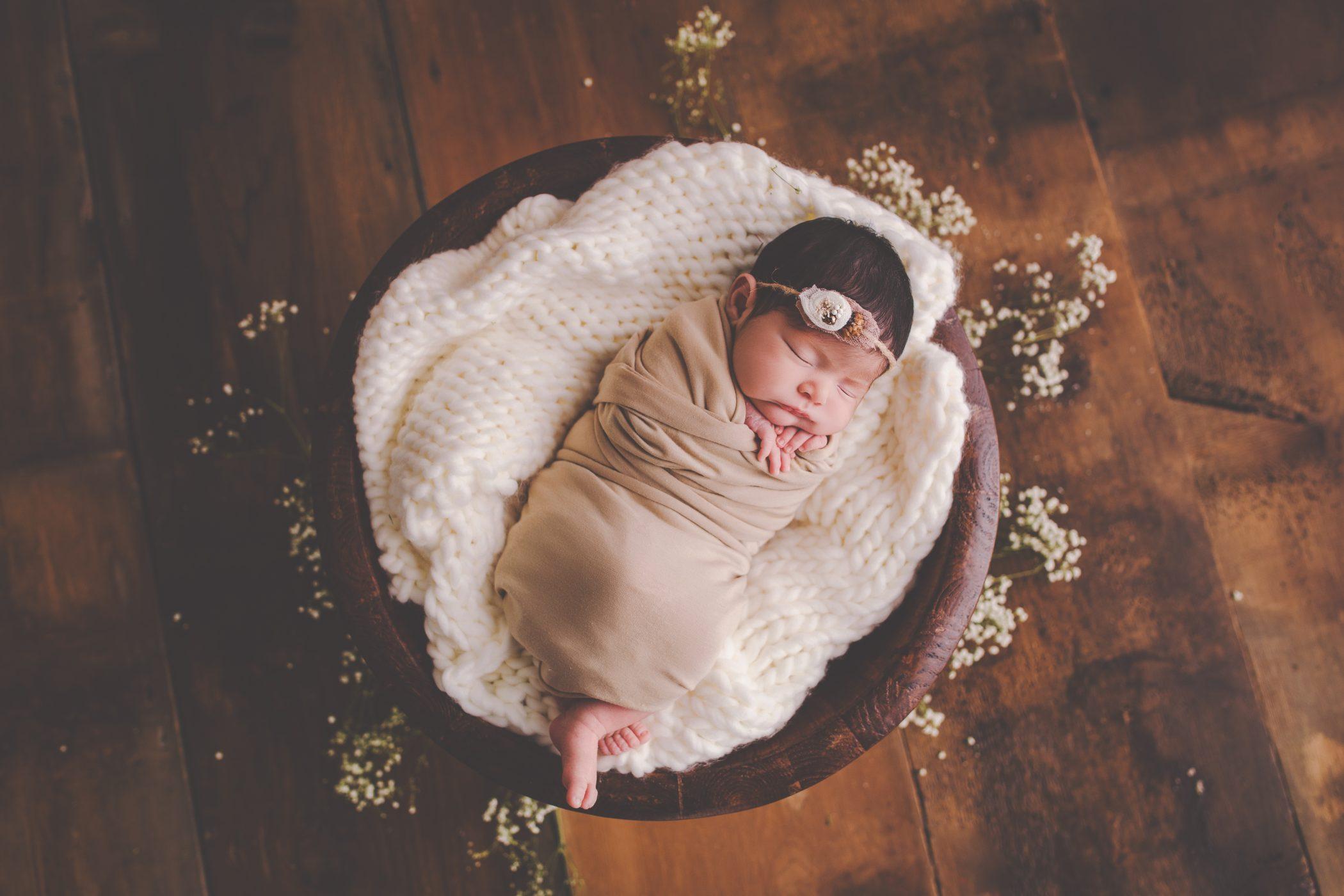 Mount Vernon, WA Newborn Photographer