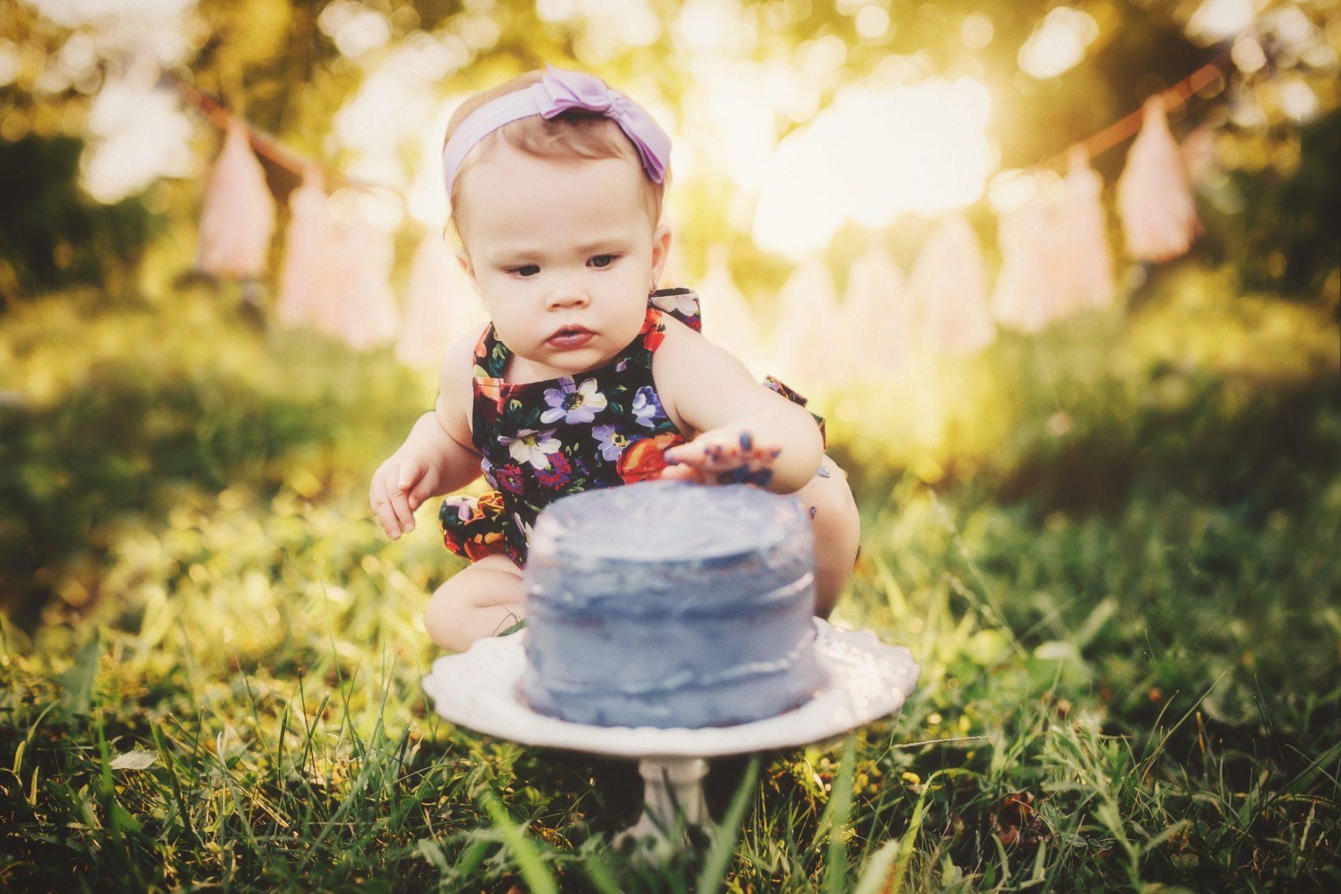 Camarillo CA Cake Smash Photographer