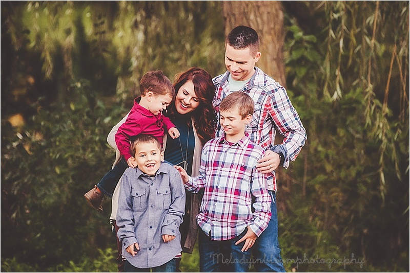 Fairhaven, WA Family Photographer