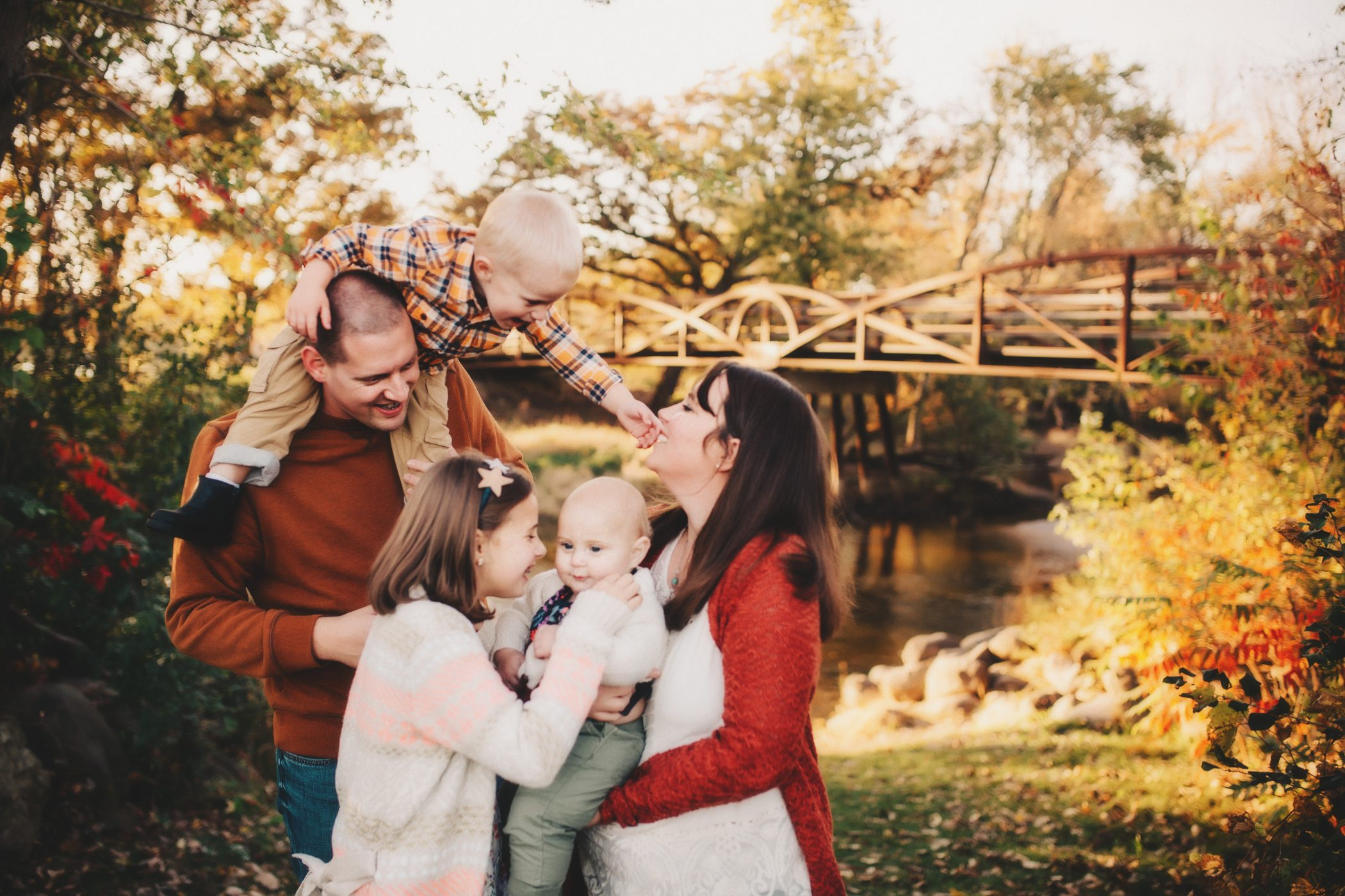 Burlington, WA Family Photographer