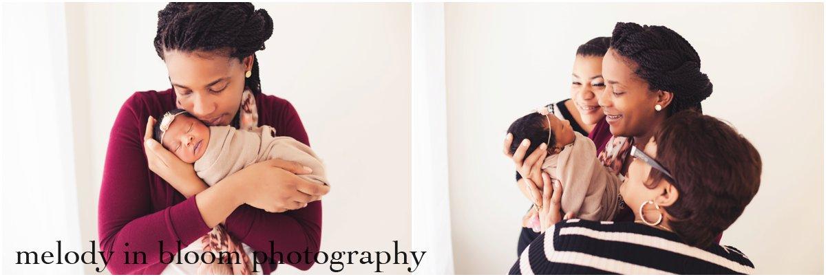 Seattle, WA Newborn Photographer