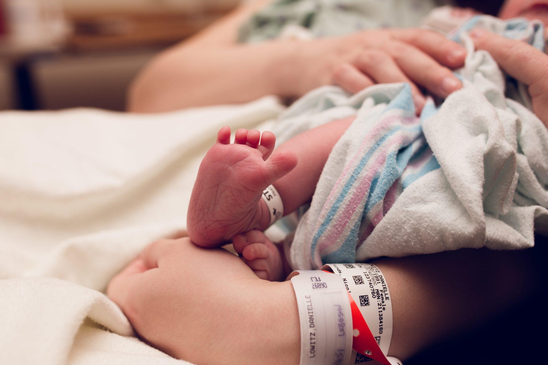 Thousand Oaks, CA Birth Photographer