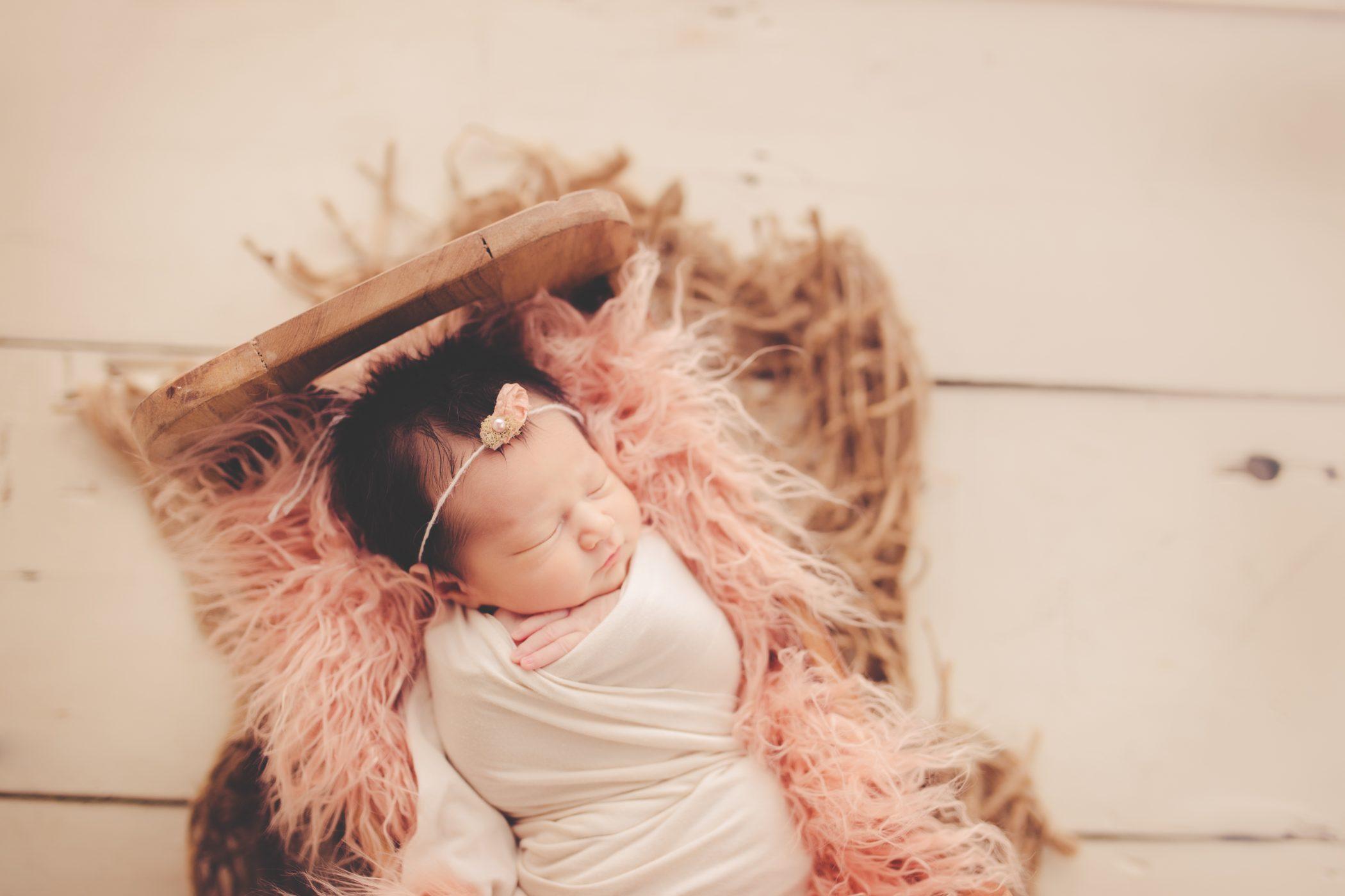 Skagit County, WA Newborn Photographer