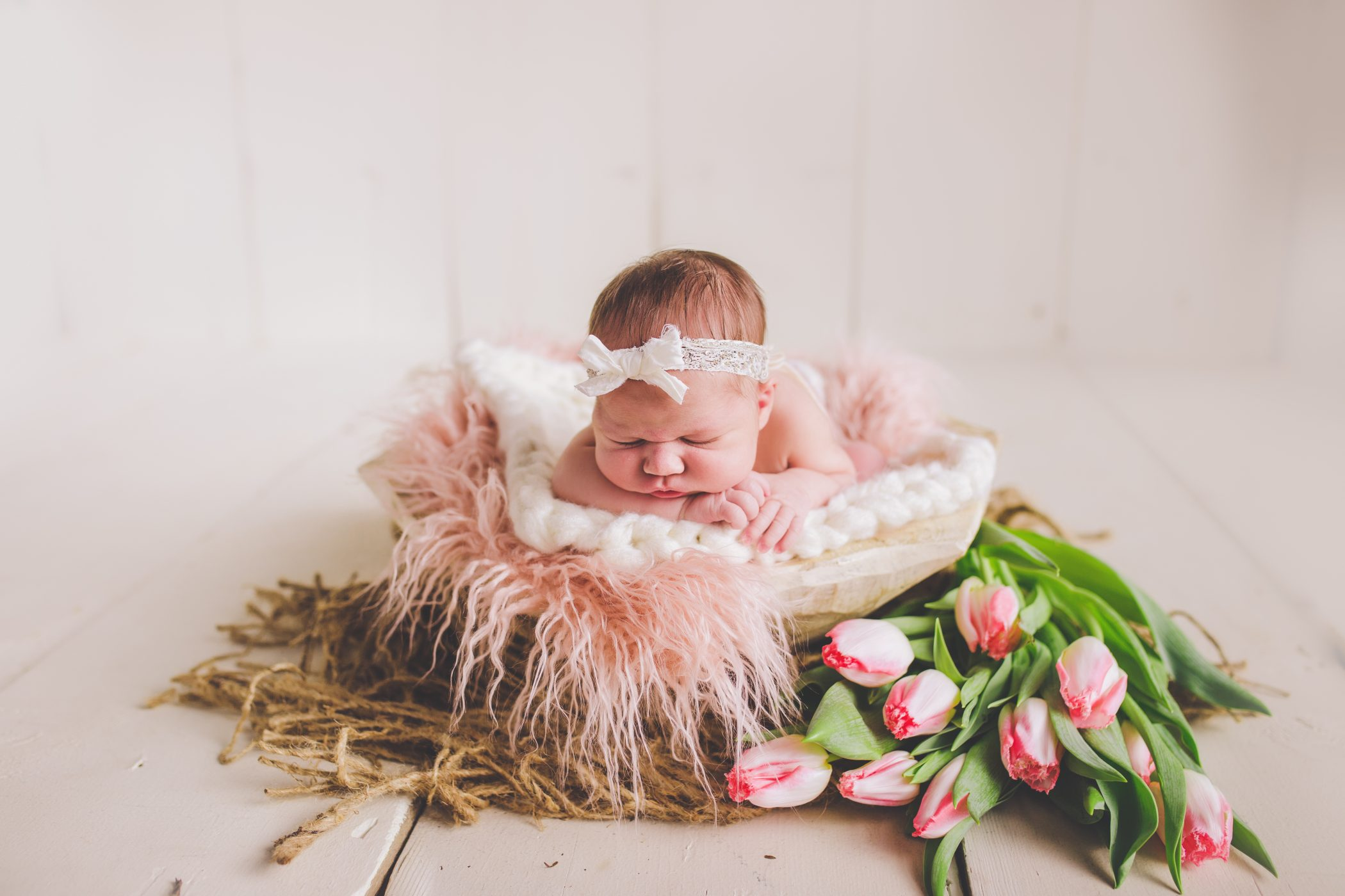 Burlington, WA Newborn Photographer