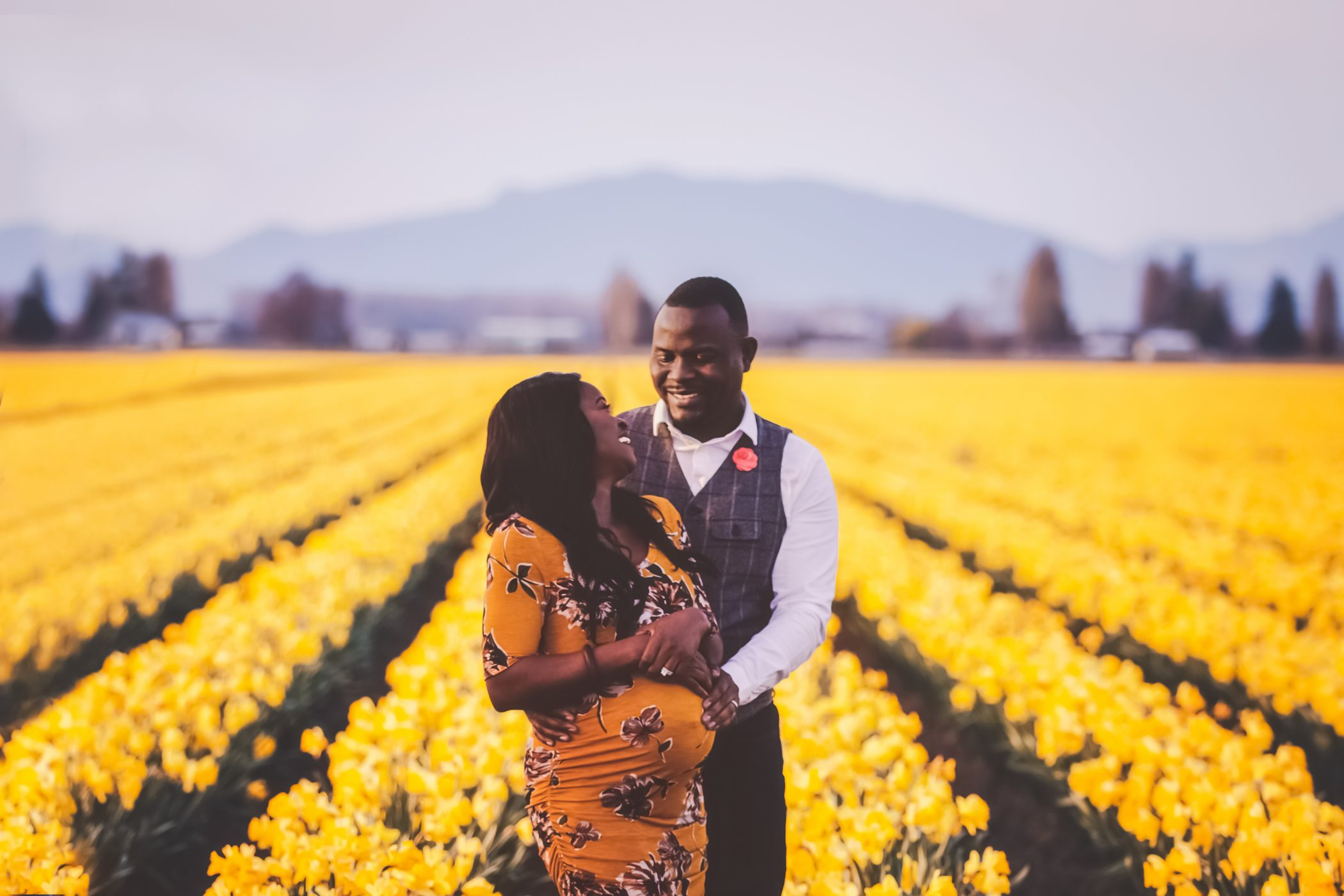 Mount Vernon, Wa Maternity Photographer