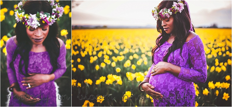 La Conner, WA Maternity Session