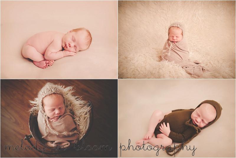 Skagit Valley, WA Newborn Photographer