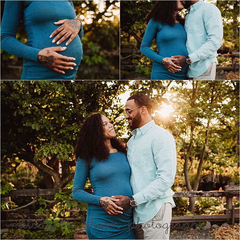 Skagit Maternity Session